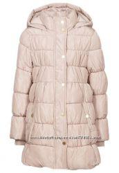 Стильные зимние пальто BENETTON на 3-4 года