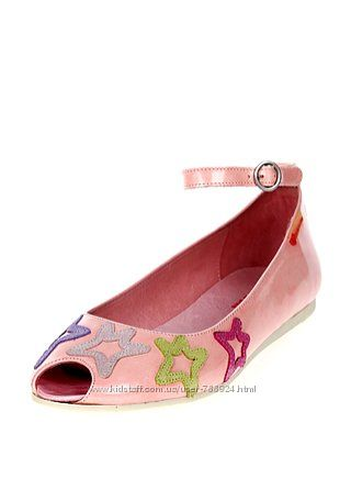 Новые туфли AGATHA RUIZ DE LA PRADA Испания 37 р-р
