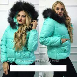 Женская Куртка теплая  Прованс