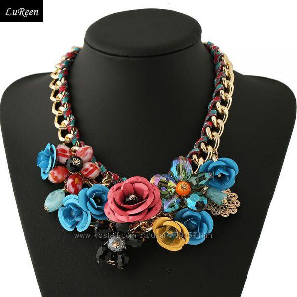 ожерелье женское брендовое