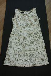 Платье офисное, сарафан