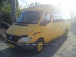 Аренда микроавтобуса с водителем для поездок по Днепропетровску и области