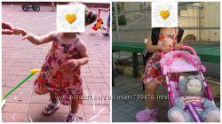Платье, сарафан на 1-2 года