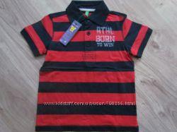 Итальянские футболки для мальчиков на р. 104, 110, 116 см.