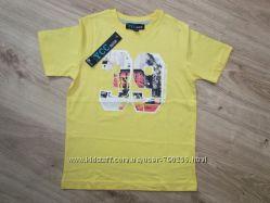 Итальянские футболки для мальчиков на р. 116, 122, 128 см.