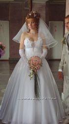 Шара Свадебное платье