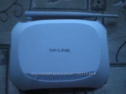 TP-link TL-WR740N 150 Мбитс беспроводной маршрутизатор серии N русская прош