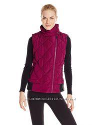 Marc New York Жилет теплый стеганый бордо пурпур бренд оригинал из США рL