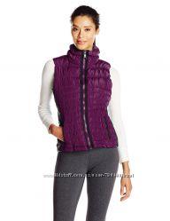 Marc New York оригинал Жилет теплый стеганый пурпур бордо бренд из США L, XL