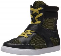 Nine West Сникерсы кроссовки хайтопы бренд оригинал из США р37, 5