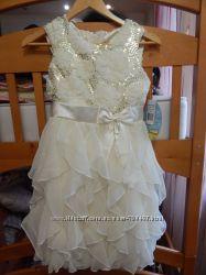 Платье на девочку 12-13 лет. Очень красивое. ТМ AMERICAN PRINCESS