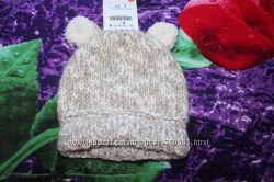 Продам новую шапочку ZARА, размер S от 2 до 4 лет