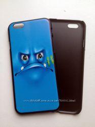 Накладка с принтом для Iphone 6 4. 7