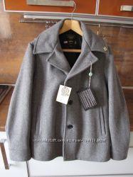 Продам цена снижена шерстяное брендовое мужское пальтишко FIDELITY USA