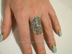 кольцо лето серебро 925 пробы