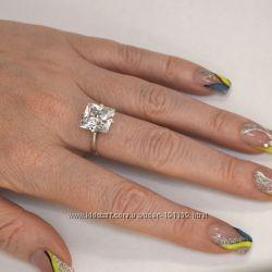 кольцо ника  серебро 925