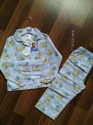 Disney фирменная хлопковая пижама