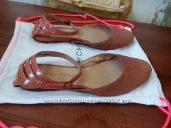 Босоножки бренда chloe оригинал натуральная кожа нубук нюдовый цвет