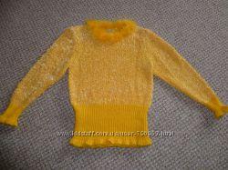 Очень красивый яркий свитер