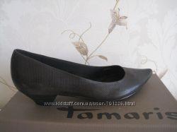7. акция , туфли  натуральная кожа тм. Tamaris, к1055