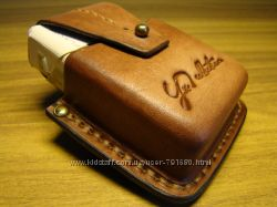 Кожаный чехол для сигарет