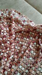 Росскошные шторы с тюлью