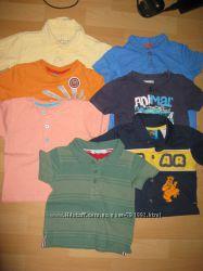 Фирменные футболочки для малыша