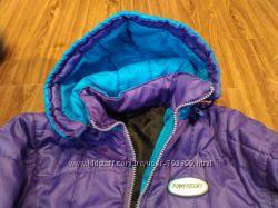 Деми курточки для девочки