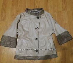 Элегантная курточка. Натуральная  Кожа