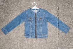 Пиджак для девочки на 3-4 года