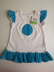 Платье летнее на 1,5-2 года Kiki&koko
