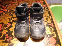 Демисезонные ботинки Tom. m кожа