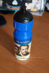 Спортивная бутылочка немецкая для воды и соков