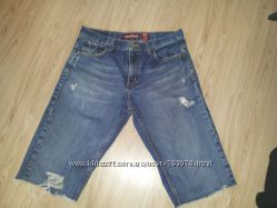 продам джинсовые шорты Aeropostale