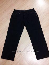 Стильные джинсы черные ХL-XXL