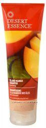 Desert Essence Шампунь с маслом из семян манго , маслом ши, кокосовым масло