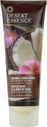 Desert Essence Coconut Conditioner  8 fl oz 237 ml.