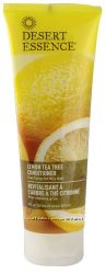 Desert Essence Conditioner Lemon Tea Tree 8 fl oz 237 ml.