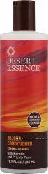 Desert Essence Кондиционер для укрепления волос с кератином 382 ml