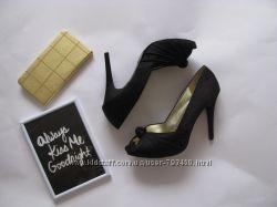 Женский черные туфли р 39