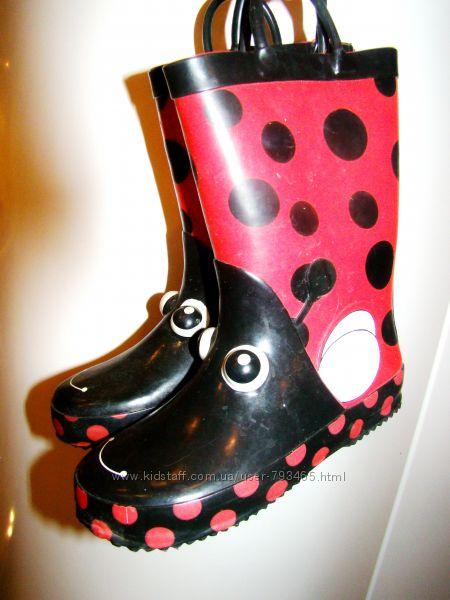 Резиновая обувь Next