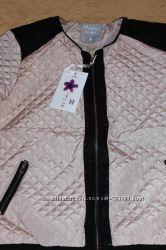 стильная женская куртка плащевка
