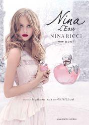 Nina Ricci Nina LEau 80 ml оригинал на подарок