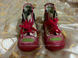 Кожа ботинки ортопедические Red Kids 20 разм