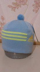 Новые разные, вязаная шапка весна осень и на флисе зима