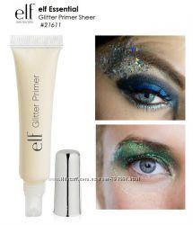 Основа для глиттеров и теней с блестками E. L. F. Essential Glitter Primer