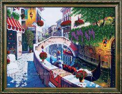 Сказочная Венеция набор для вышивания бисером Магия канвы
