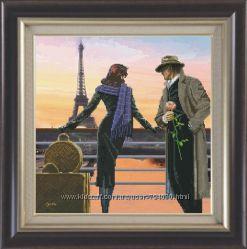 Аромат вечернего Парижа набор для вышивки Краса і Творчість