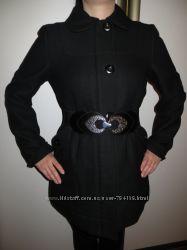 стильное демисезонное пальто-плащ, H&M, новое, р. м, 38, 46
