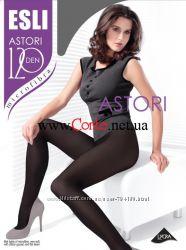 Теплые женские колготки Conte Astory 120 Den ESLI